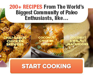 image of free paleo recipes